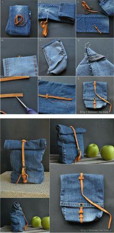 easy #denim #bag