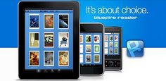 Bluefire Reader: un excelente lector de ePub que también puede leer libros con DRM de Adobe Digital y que tiene versión para iOS. Dd su  interfaz resaltar la estructura del contenido de cada libro para facilitar la navegación entre capítulos, además de que trae opciones para anotaciones, una lupa, marcadores, las más intuitivas opciones de lectura y una sencilla biblioteca para gestionar los títulos. Gratuita $0.0