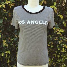 """Los Angeles"" T Shirt"