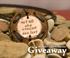 Jewelry #Giveaway! Enter to win #giftcard from custom leather jewelry #Etsy shop by 11:59pm EST on December 20, 2014.