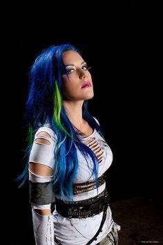 Alissa White-Gluz Argentina