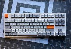 DSA Granite x DSA Overcast Orange Modifiers