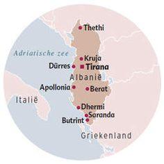 Geheimzinnig, zo komt Albanië bij de meesten van ons over. Het 'land van de adelaars' was tot twintig jaar geleden vrijwel ontoegankelijk voor ...