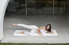 Total-Body Pilates Workout Plank Workout, Pilates Workout, Yoga Workouts, Exercises, Hotel Room Workout, Going Through The Motions, Move Your Body, Keep Fit, Injury Prevention