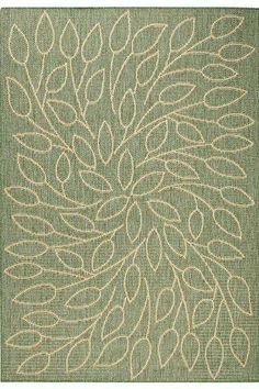 "Persimmon area rug -- indoor/outdoor.  $149 for 5'9"" x 9'2"".  $249.00  for 7'6"" x 10'9""."
