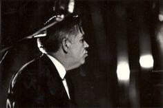 John Garvey, in concert (?).