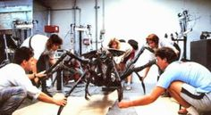 Don& Feed The Gremlins, & is listed (or ranked) 9 on the list Surprising Photos Of Old School Visual Effects From Before The Heyday Of CGI You Never Can Tell, George Lucas, Gremlins, Scene Photo, Tv, Behind The Scenes, Cinema, Concert, Movies