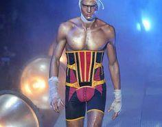 sensual male corset - Google Search