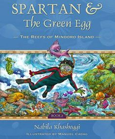 With a friendly alien spaceship called Egg always close by, Spartan, his three friends, and his dog, Grimm, continue their adventures traveling the Universe.  In Book 2, The Reefs of Mindoro Island, the team of explorers goes to the South China Sea and visits the beautiful isle of Mindoro. It is the seventh-largest island in the Philippine archipelago where thousands of miles of precious coral reefs, abundant with wildlife, are in danger. Spartan and his friends face a challenging mission.