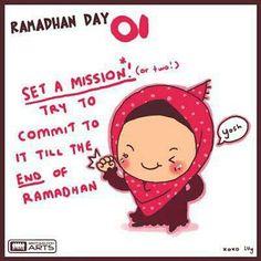 Ramadhan day 1