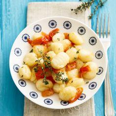 Receita light: aprenda a preparar nhoque de batata doce
