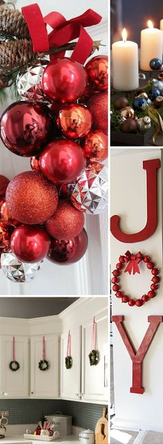 I love decorating for Christmas and the home decor stores make me want to decorate my house like out of a magazine. But I can't afford those beautiful Christmas decorations on a budget. These cheap Christmas decorations are exactly what I need to decorate Diy Christmas Decorations For Home, Christmas On A Budget, Cheap Christmas, Christmas Ideas, Christmas Decor For Kitchen, How To Decorate For Christmas, Office Christmas, Country Christmas, Christmas Christmas