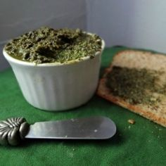 Basil Pesto-a fresh, Italian pesto you can easily make at home!