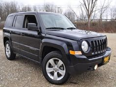 Very similar to this got it unstuck from a snowbank- 2011 Jeep Patriot