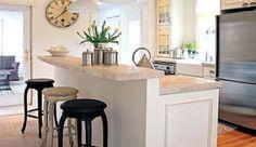 desayunador de cocina pequeña - Buscar con Google