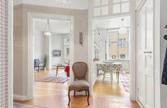 Trevlig välkomsthall på Kungsholmen