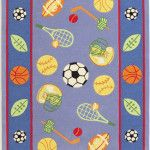 a 100% wool rug for your sports fan   westoncarpet.com