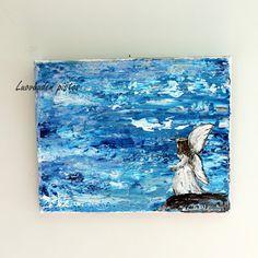 Luovuuden pistos / Sting av kreativitet: Enkeleitä ja merta / Änglar och hav