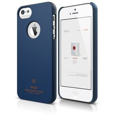 elago S5 Slim Fit Case for iPhone 5 + Logo Protection Film included - eco friendly Retail Packaging - Soft feeling Jean Indigo by elago, http://www.amazon.com/dp/B009EL3SBO/ref=cm_sw_r_pi_dp_xdTQqb1XG9VXF