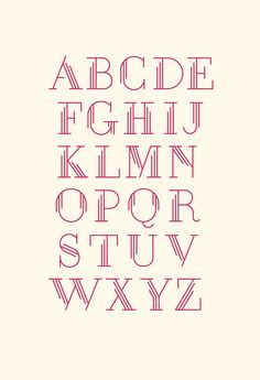 This tumblr is fantastic, images of many different alphabets.