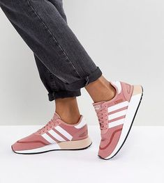 27bc5b8c799 N-5923 Sneakers In Pink by Adidas Originals. Sneakers by adidas, Supplier  code