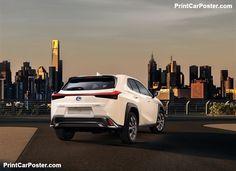 Lexus UX 2019 poster, #poster, #mousepad, #tshirt, #printcarposter