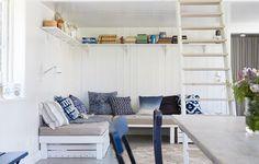 Une petite maison pour l'été en Suède - PLANETE DECO a homes world