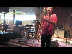 "Vincent Ingala performs ""Europa"""