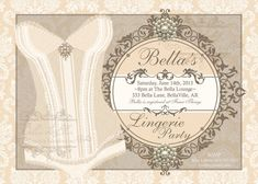 Hey, I found this really awesome Etsy listing at http://www.etsy.com/listing/125255170/lingerie-party-invitation-bachelorette