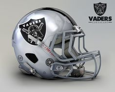 Every NFL Team's Football Helmet Reimagined With a 'Star Wars' Theme