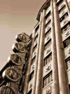 Some Art Deco Buildings in the Philippines Far Eastern University Building, Manila (Source) Avenue Theater Manila, demolished 2006 (Source) Metropolitan Theater, Manila (Source) First United Building,. Art Deco Buildings, Old Buildings, Philippine Art, Types Of Architecture, Manila Philippines, Vintage Pictures, Art Deco Fashion, Old Photos, Theater