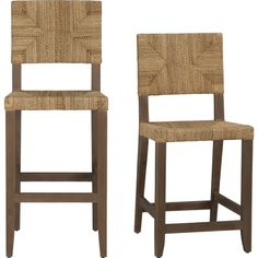 Fiji Side Chair in Dining Chairs | Crate and Barrel