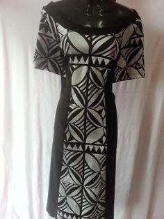 Kara's Island Wear, Island Outfit, New Dress Pattern, Dress Patterns, Samoan Dress, Polynesian Designs, Vogue, Different Dresses, Tribal Fashion