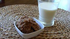 Grain Free Applesauce Cookies- for the kids! :)