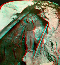 Anaglyph by depthantime