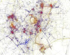 These Gorgeous Maps Show The World's Great Cities From A Local's POV   The Huffington Post