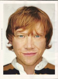 Rupert Grint, marry meeeeeeee
