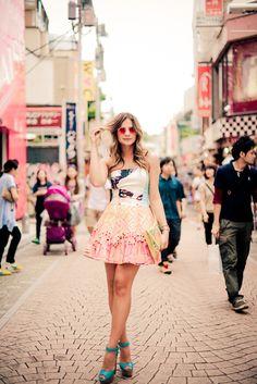 Thassia Naves // Vestido – Dhuo