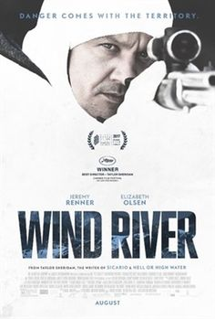 Wind River (2017) movie #poster, #tshirt, #mousepad, #movieposters2