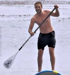 *** LOTS OF LOVE FOR OUR GORGEOUS PADDLE-BOARDER 2012 ***