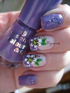 Cajanails. www.youtube.com/... #nail #nails #nailart