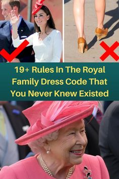 19+ Rules In The Royal Family Dress Code That You Never Knew Existed