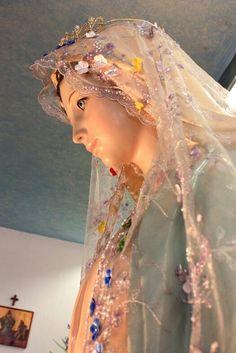 Virgen Maria MARIA VISION canal catolico guad.mex..Dios es Amor.