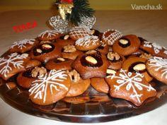 Medovníčky - mäkké (fotorecept) - recept   Varecha.sk Waffles, Pancakes, Ale, Breakfast, Christmas, Food, Basket, Morning Coffee, Xmas