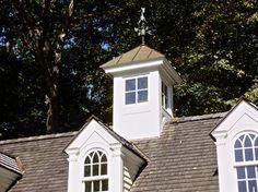 Bedford Horse Farm cupola