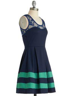 Regatta Gala Dress, #ModCloth