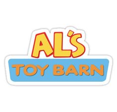Image result for al's toy barn sign