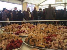XVII Festa do Bolo do Pote en Mazaricos #galicia #festa