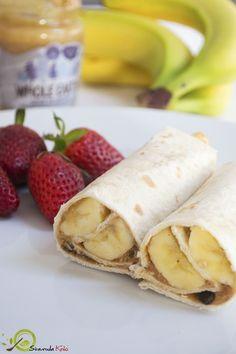 wrap μπανανας