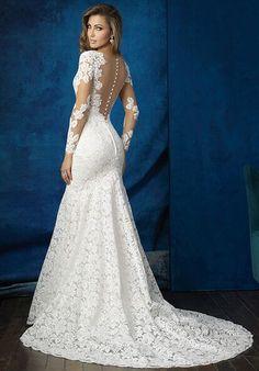 Wedding Dresses Photos, Cheap Wedding Dress, Dream Wedding Dresses, Bridal Dresses, Wedding Gowns, Lace Wedding, Sparkle Wedding, Backless Wedding, Mermaid Wedding
